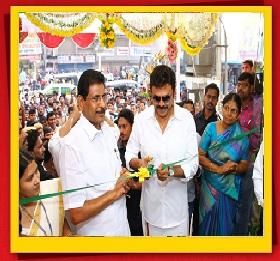 Ramraj Cotton Showroom Inauguration @ Ameerpet, Hyderabad 24.03.2016